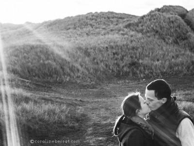 Séance couple - Dunes de Biville