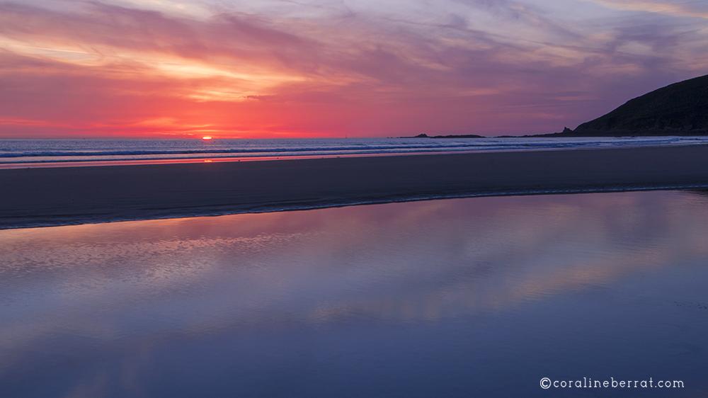 coucher de soleil ecalgrain