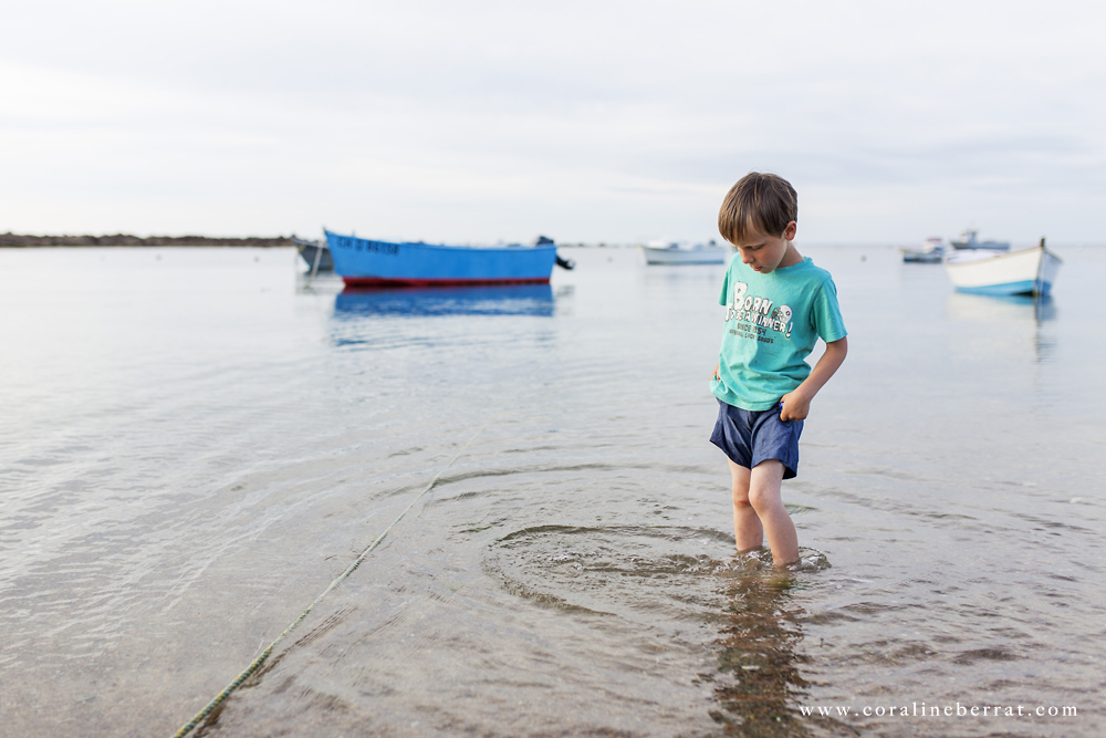 reportage photo enfants plage du vicq3