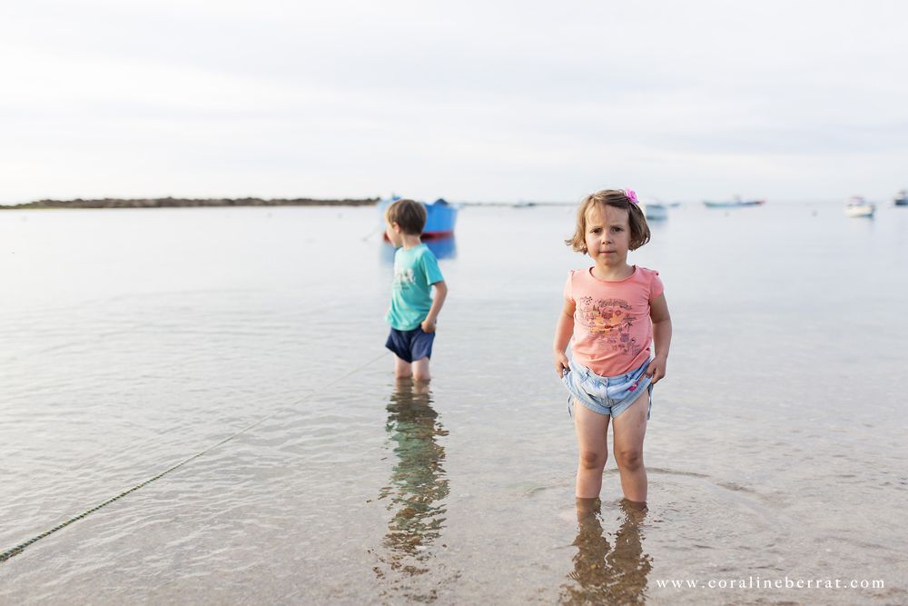 reportage photo enfants plage du vicq6