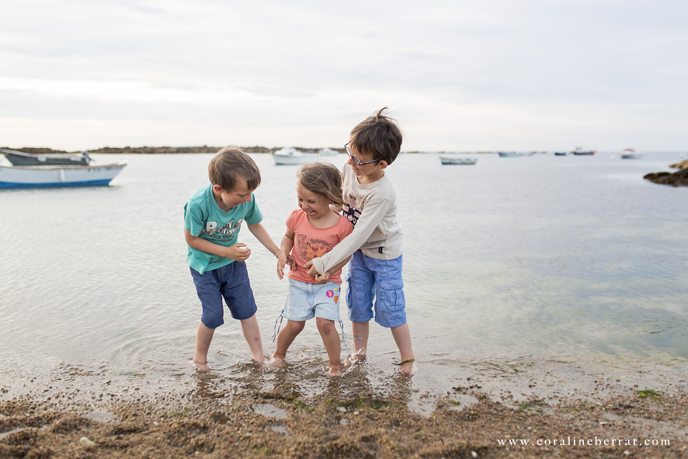 reportage photo enfants plage du vicq16