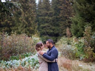 Séance couple Savoie - Violène et Jonathan